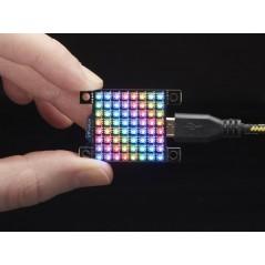 Adafruit DotStar High Density 8x8 Grid - 64 RGB LED Pixel Matrix (AF-3444)