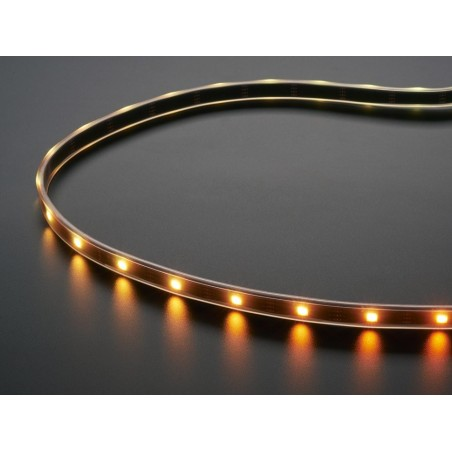 Adafruit DotStar Digital LED Strip - Black 30 LED - Per Meter - BLACK (AF-2237)
