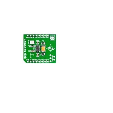 Compass click (MIKROE-1386)