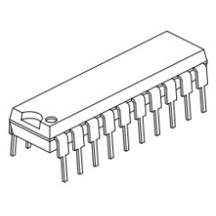 PIC16F1459-I/P 8-Bit USB Microcontrollers  XLP Technology