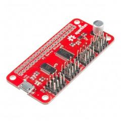 SparkFun Pi Servo HAT  (SF-DEV-14328) Servo HAT for Raspberry Pi control up to 16 servo motors via I2C