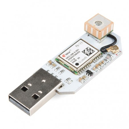 GPS Expansion Board for Onion Omega  (SF-DEV-14446)