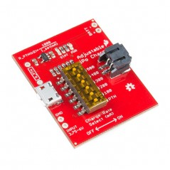 SparkFun Adjustable LiPo Charger (SF-PRT-14380)
