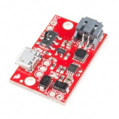 SparkFun LiPo Charger/Booster - 5V/1A (SF-PRT-14411)