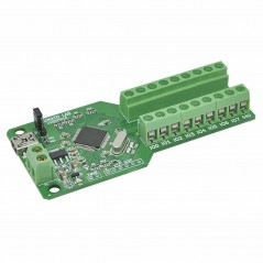 16 Channel USB GPIO Module With Analog Inputs (NU-GP160001)