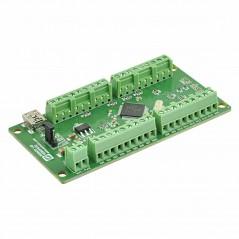 32 Channel USB GPIO Module With Analog Inputs (NU-GP320001)