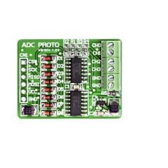 ADC PROTO (MIKROE-326)