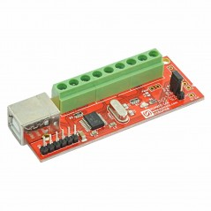 8 Channel USB GPIO Module With Analog Inputs (NU-GP80001)