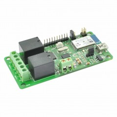 2 Channel Bluetooth Relay Module (NU-BTRL002)