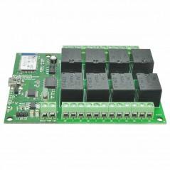 8 Channel Bluetooth Relay Module (NU-BTRL001)