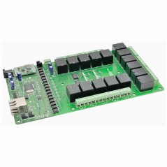 16 Channel Ethernet Relay Module (NU-16ETHRL001)