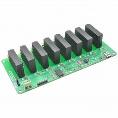 8 Channel USB Solid State Relay Module (NU-SSR80001)