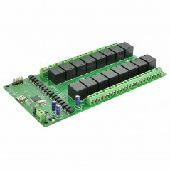 16 Channel USB Relay Module  (NU-RL160001)