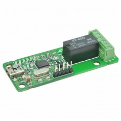 1 Channel USB Powered Relay Module  (NU-USBPOWRL002)