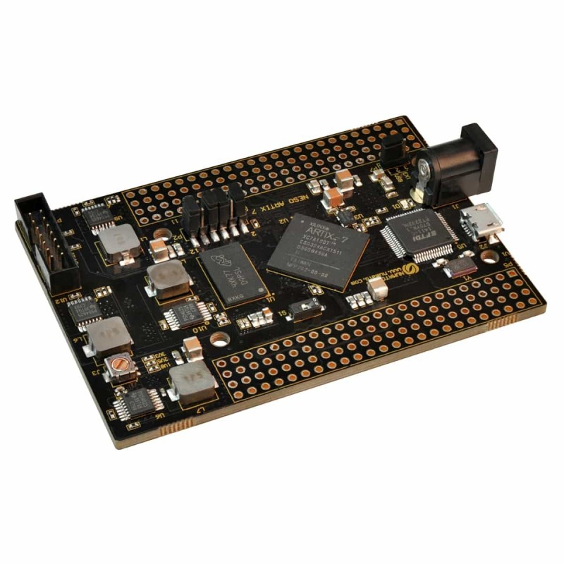 Neso – Artix 7 FPGA Development Board (NU-FPGA009)