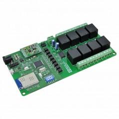 8 Channel WiFi Relay Module (NU-WFRL80001)