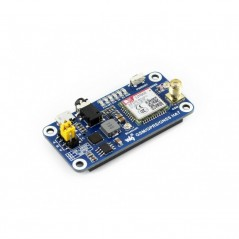 GSM/GPRS/GNSS/Bluetooth HAT for Raspberry Pi  (WS-13460) Based on SIM868