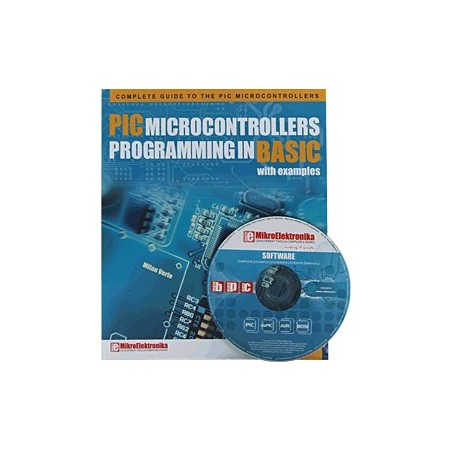 PIC Microcontrollers Programming in BASIC incl.CD