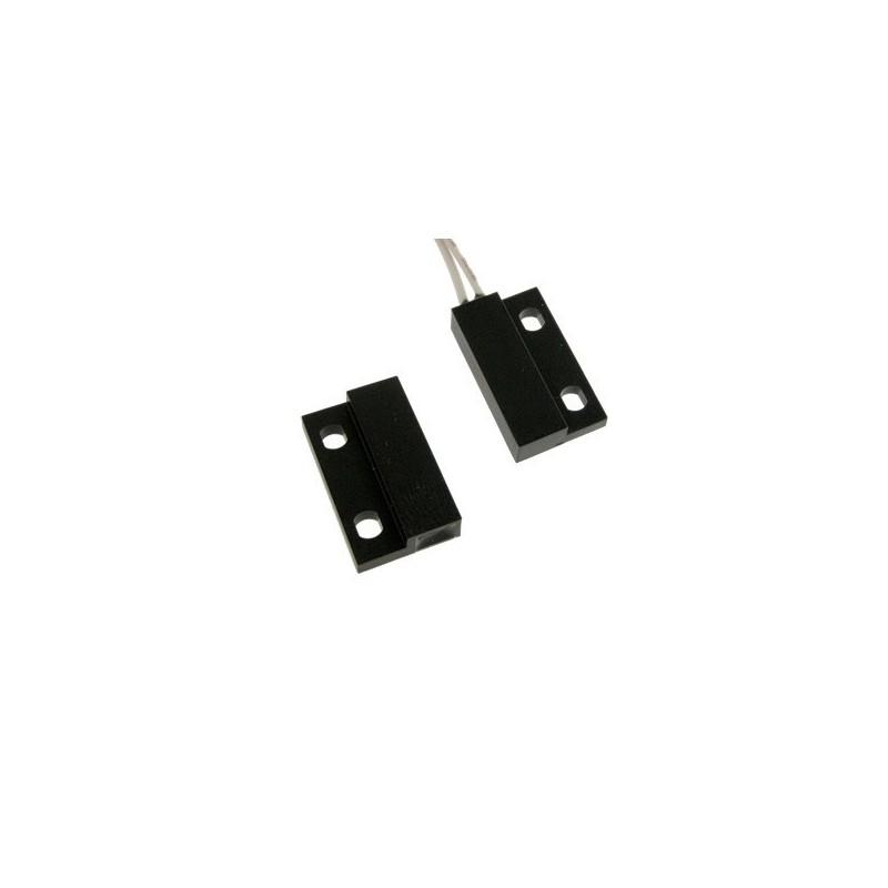KMS-23 Jazýčkový kontakt ( Jazýčkové relé ) 23x14,6x6mm, 500mA/10W (dverovy  spinac)
