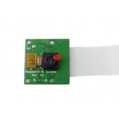Camera Module  for Raspberry Pi v1.3  - 5Mpix with Color CMOS QSXGA (ER-RPA00500R) IM160309001
