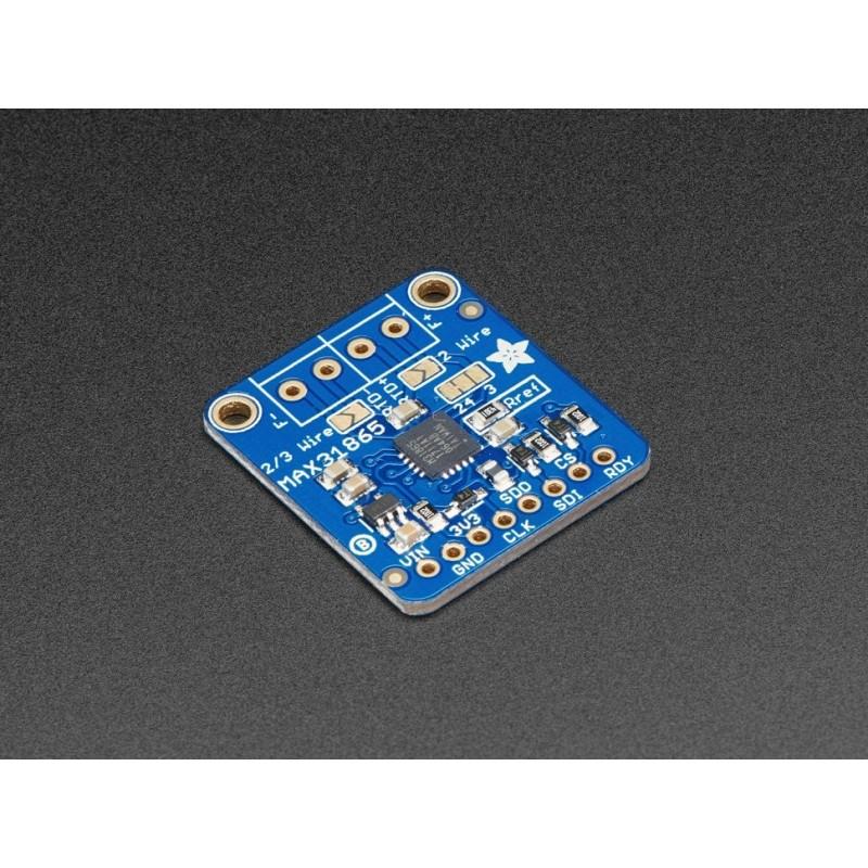 Adafruit PT1000 RTD Temperature Sensor Amplifier - MAX31865 (AF-3648)