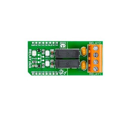 Relay click  (MIKROE-1370)