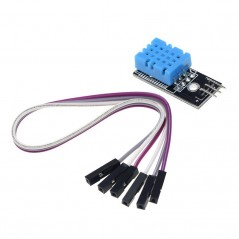 Single-Bus Digital Temperature and Humidity Sensor DHT11 Modules Electronic Building Blocks for Arduino (ER-SEE00614T)