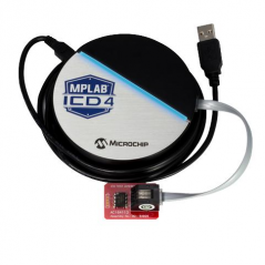 MPLAB ICD 4 In-Circuit Debugger (Microchip DV164045)