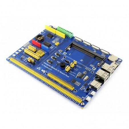 Compute Module IO Board Plus, for Raspberry Pi CM3, CM3L  (WS-13532)
