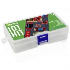 Crowtail- Meeo IOT Kit (ER-CRT12036K) ESP8266 NodeMCU,OLED,RGB LED, Moisture/Temperature/Humidity/Flam sensor,Buzzer,Relay