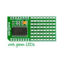 8x8 Green click (MIKROE-1306) 8x8 G click