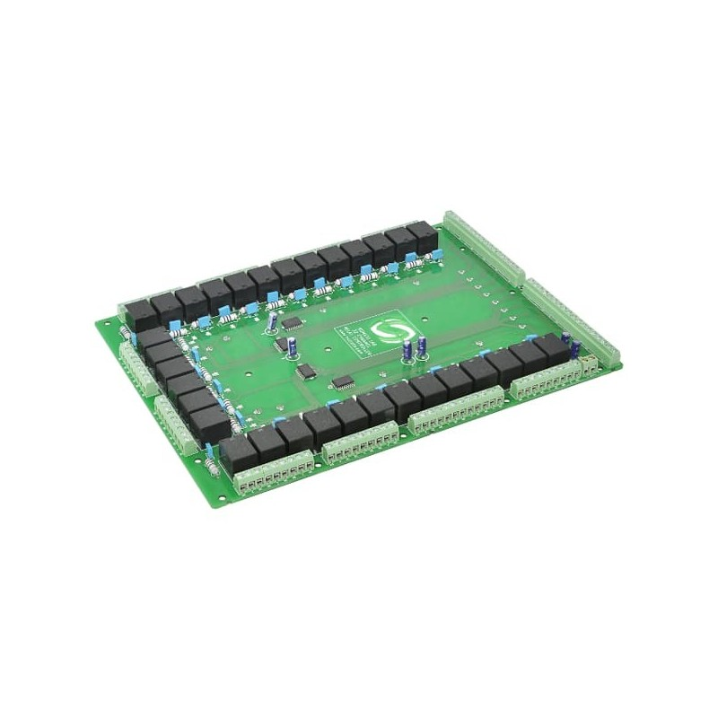 32 Channel Relay Controller Board (NU-RL320003)