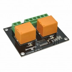 2 Channel Relay Controller Board (NU-RL20002)