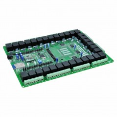 32 Channel WiFi Relay Module  (NU-WFRL320001)