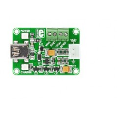 VOLT Smart USB Li-Po Battery Charger (MIKROE-1198)