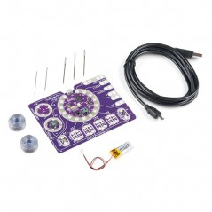 LilyPad ProtoSnap Plus Kit  (SF-DEV-12922)