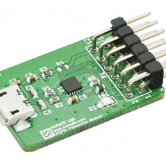 FT234 Expansion Module (NU-FT234001)  USB to RS232/RS422/RS485 Converter