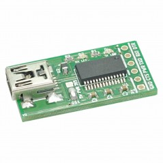 FT232RL Breakout Module   (NU-FT232RLBRK01)  USB to RS232/RS422/RS485 Converters