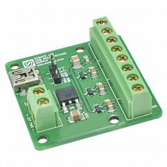 USB Multi Voltage Power Supply  (NU-USBPOW001) USB to 5V, 3.3V, 2.5V & 1.2V