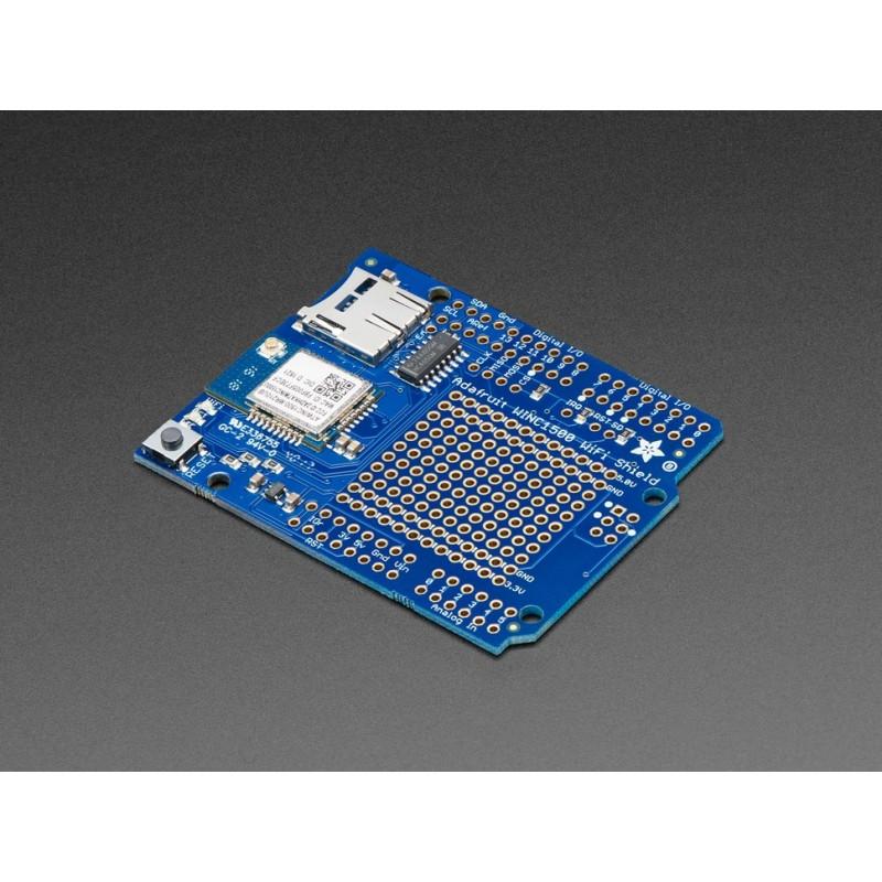 Adafruit WINC1500 WiFi Shield with uFL Connector (AF-3654)