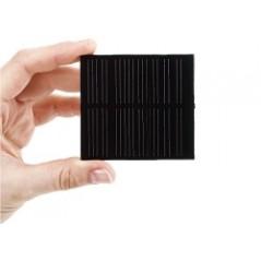 Solar Panel 4.0V, 100mA, 70x65x3.2mm (MIKROE-651)