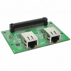 Galatea Dual Port 100BASE-T Ethernet Expansion Module (NU-GTETH1002001)