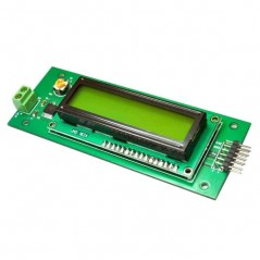 Alphanumeric LCD Display Expansion Module (NU-EXPLCD002)