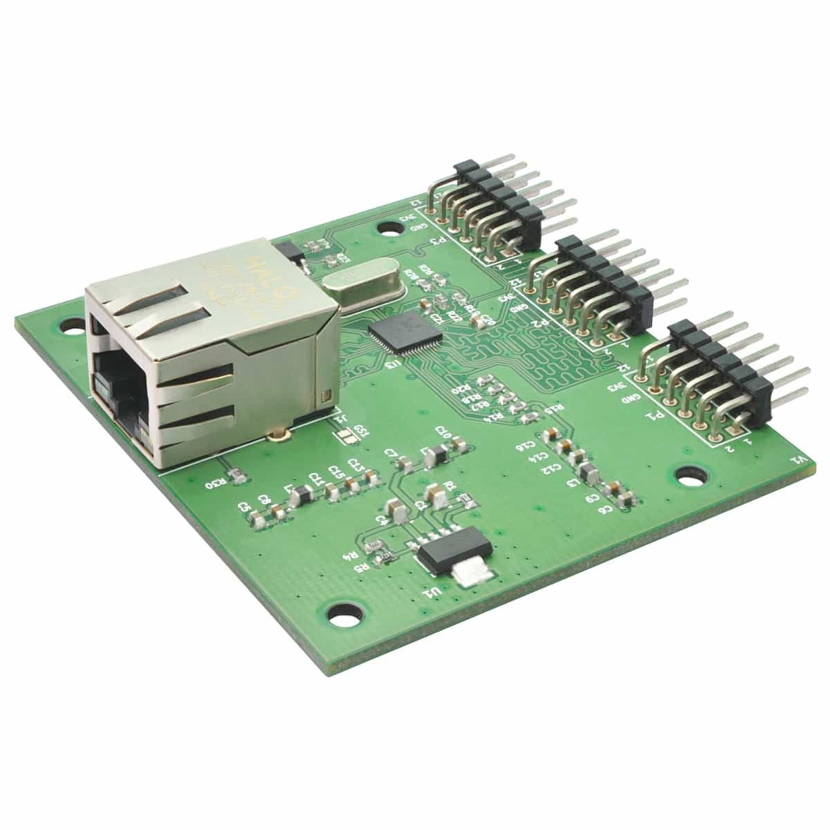 Rtl8211e Gigabit Ethernet Expansion Module Nu Ethexpgb001 Rlx Analog Temperature Controller 8211 Relay Components Sro Electronic Distributor
