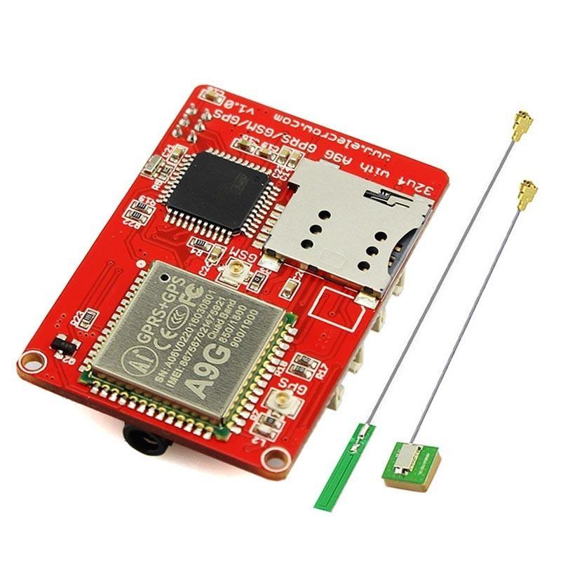 32u4 with A9G GPRS GSM GPS Board (ER-AMC01219U)