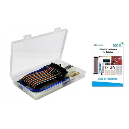 Beginner  Basic Kit for Arduino with Crowduino + Guide Book (ER-ACK02124K-CD)