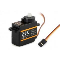 EMAX ES08D High Sensitive Mini Servo Motor (ER-RMS19003S)