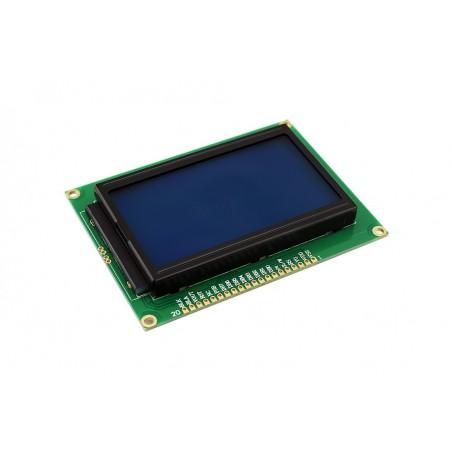 GRAPHIC LCD 128x64  (ER-DLC1286436G) 94 x70mm , 12864A-2,  LED Backlight YELLOWGREEN
