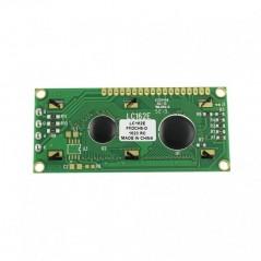 LCD 16x2 Character LCD - RGB Backlight 5V  (ER-DLO16025L) LC162E