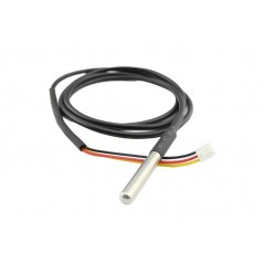 Crowtail- One Wire Waterproof Temperature Sensor DS18B20 (ER-CT0049OTS)